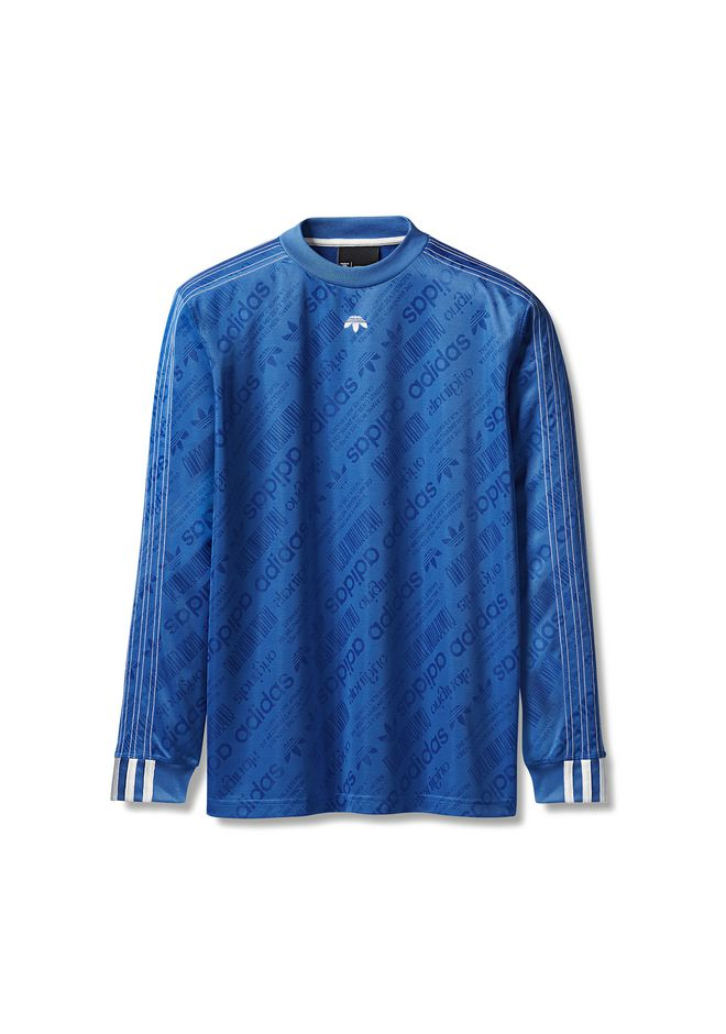 ALEXANDER WANG adidasoriginals-by-aw ADIDAS ORIGINALS BY AW SOCCER LONG SLEEVE