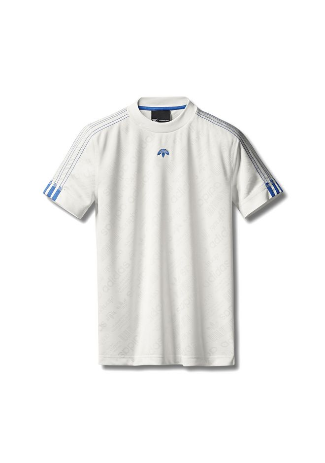 ALEXANDER WANG adidasoriginals-by-aw ADIDAS ORIGINALS BY AW SOCCER JERSEY