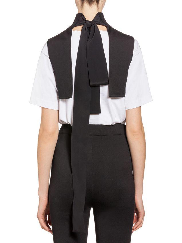 Marni Collar in techno jersey Woman