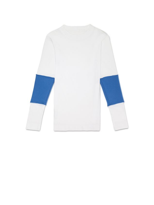 Marni Top in jersey with inserts Woman - 2
