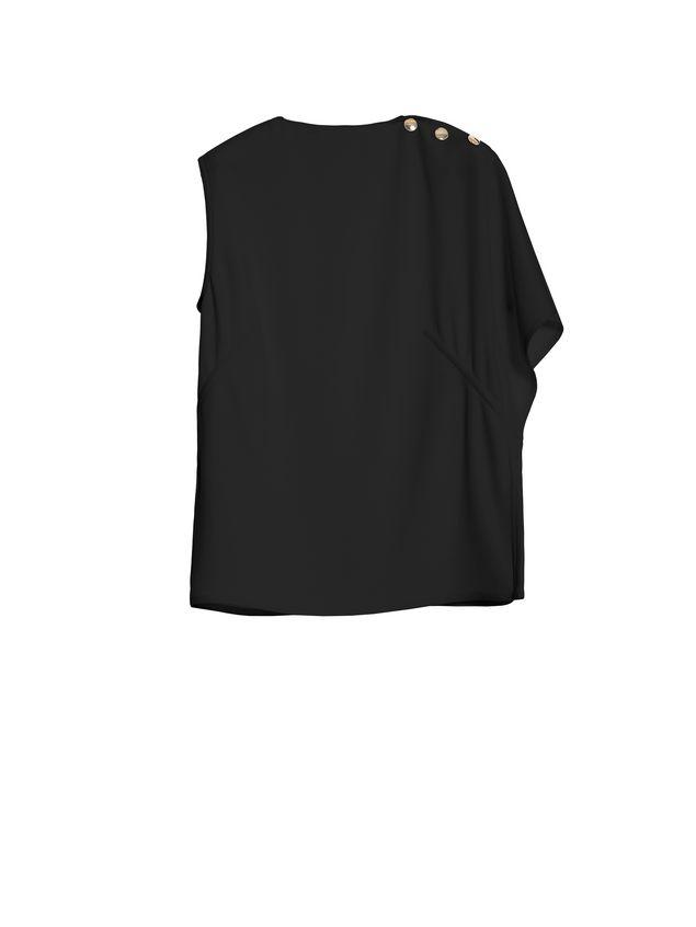 Marni Kimono-sleeved top in acetate Woman - 2