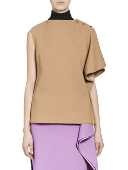 Marni Top in cotton and viscose Woman
