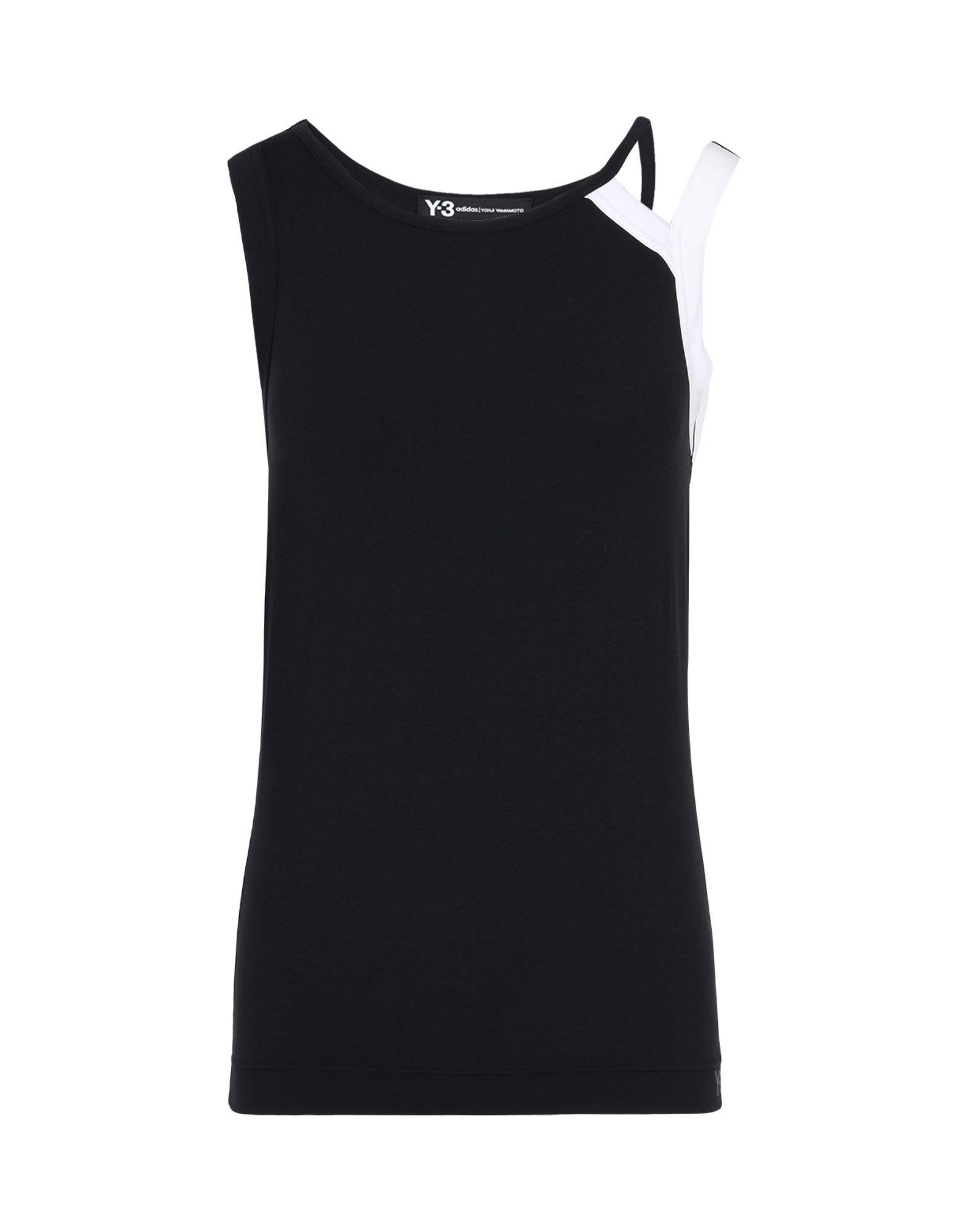 4b79ea47  Y 3 JERSEY LOGO TANK Tops | Adidas Y-3 Official Site