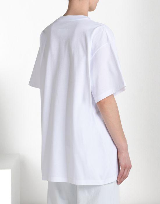 MM6 MAISON MARGIELA Printed MM6 T-shirt Short sleeve t-shirt D d