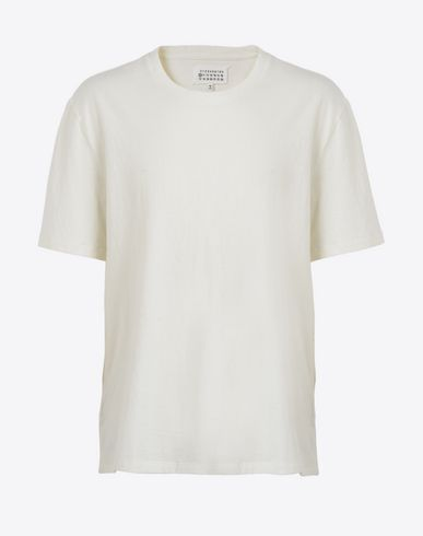 MAISON MARGIELA 10 Short sleeve t-shirt U Replica label tee-shirt f