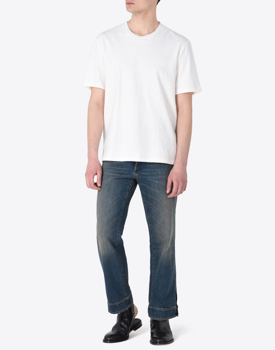 MAISON MARGIELA Replica label tee-shirt Short sleeve t-shirt U d