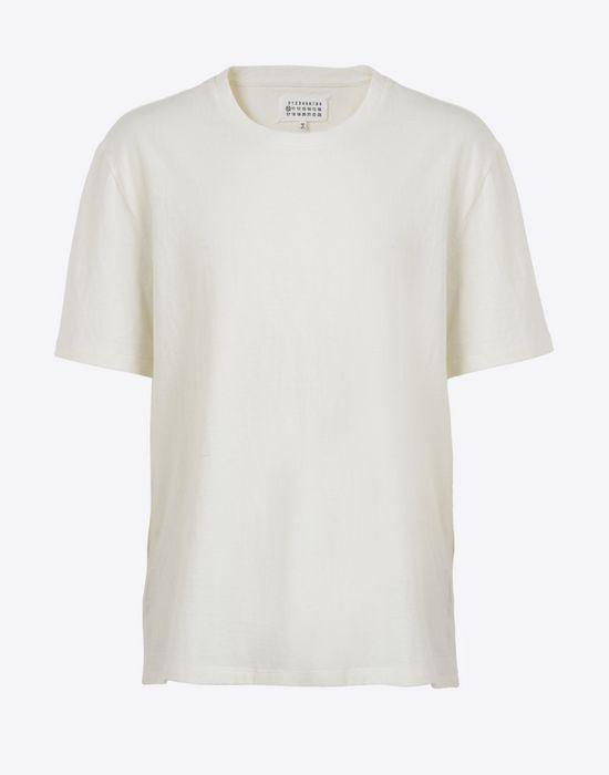 MAISON MARGIELA Replica label tee-shirt Short sleeve t-shirt U f