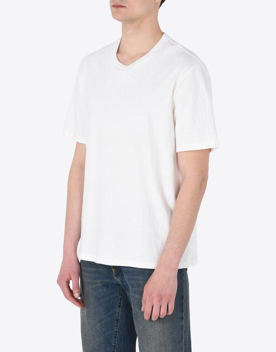MAISON MARGIELA Replica label tee-shirt Short sleeve t-shirt U r