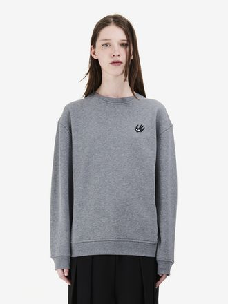 Swallow Badge Classic Sweatshirt