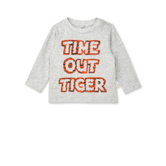 Georgie Time Out Tiger Print Top