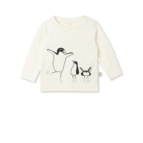 Georgie Penguin Print T-shirt