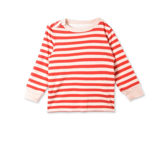 Coby Reversible Striped Top