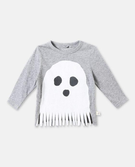 Top Georgie avec imprimé fantôme