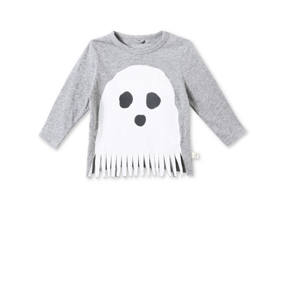 Georgie Ghost Print Top