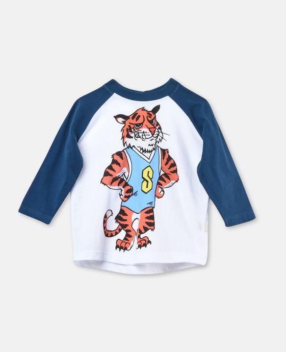 T-shirt Max avec imprimé tigre