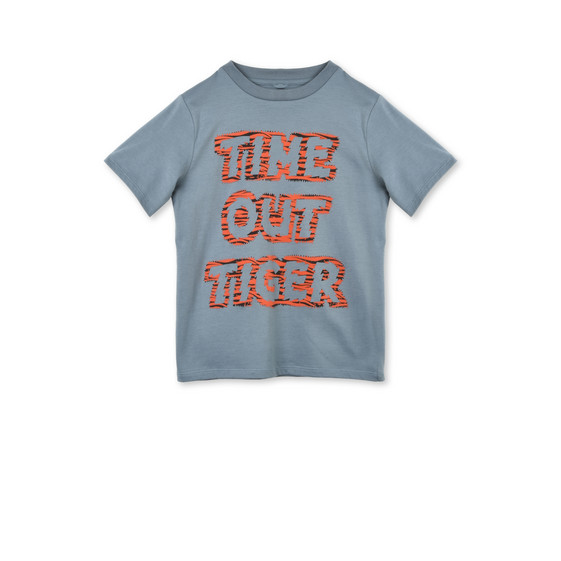 T-shirt Arlo au motif Time Out Tiger