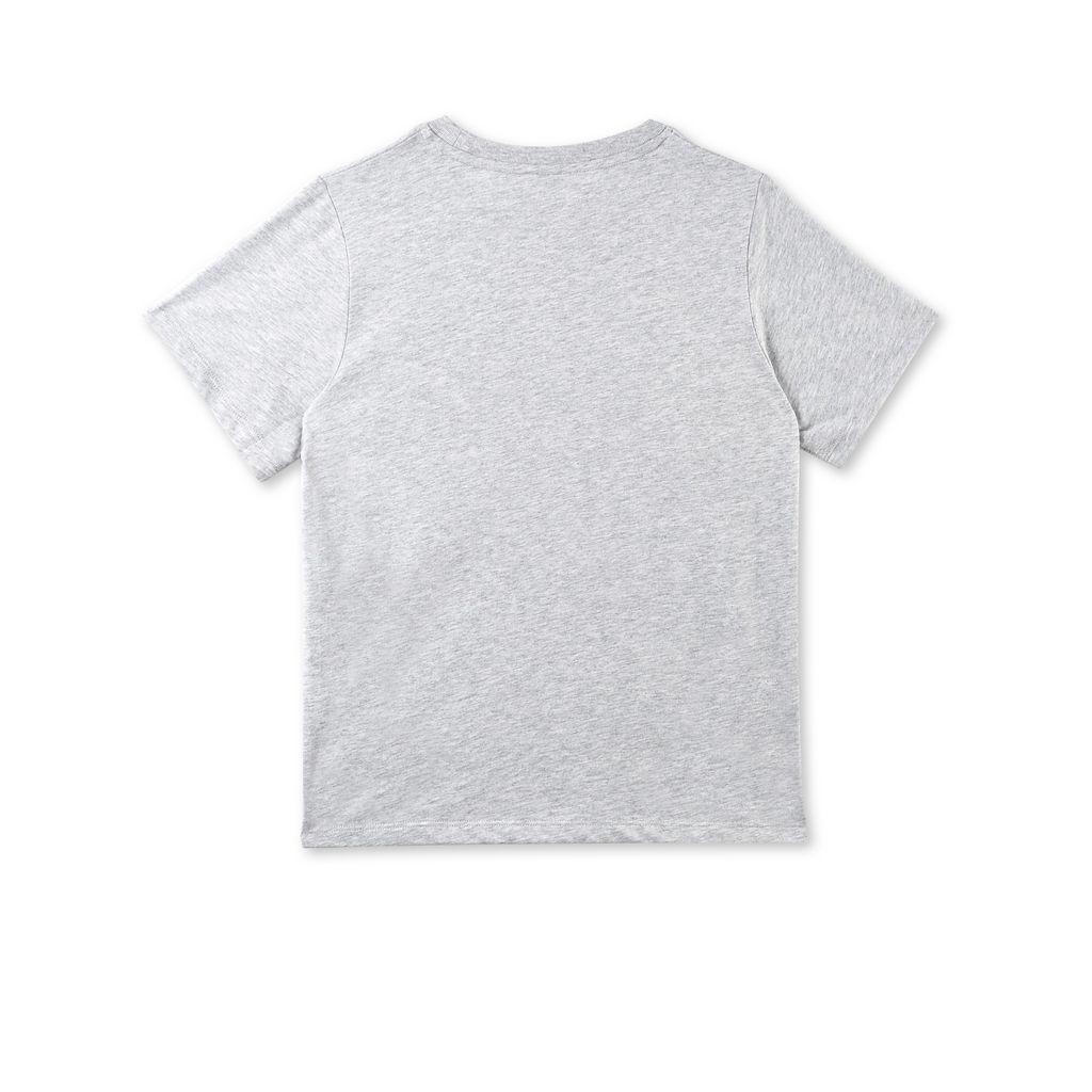 T-shirt Arrow avec imprimé casques - STELLA MCCARTNEY KIDS