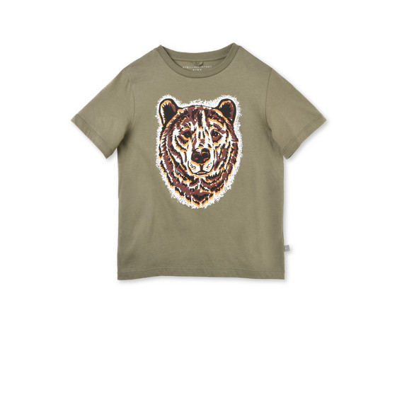 Arrow Bear Print T-shirt