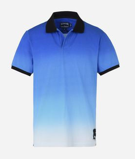 KARL LAGERFELD MEN'S POLO SHIRT