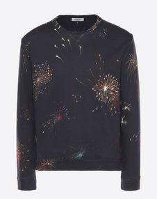 VALENTINO UOMO T-Shirts and Sweatshirts U NV3MF07E4G0 ZA1 f