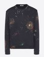 VALENTINO UOMO NV3MF07E4G0 ZA1 T-Shirts and Sweatshirts U f