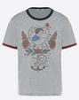 VALENTINO UOMO NV3MG09I3LE 080 T-shirt U f
