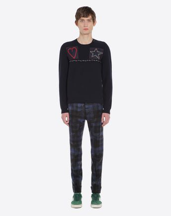 VALENTINO UOMO Knit top U NV0KC22R4ML ZA2 r