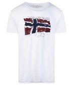 NAPAPIJRI Kurzärmliges T-Shirt U SELO a