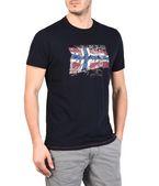 NAPAPIJRI T-shirt manche courte Homme SELO f