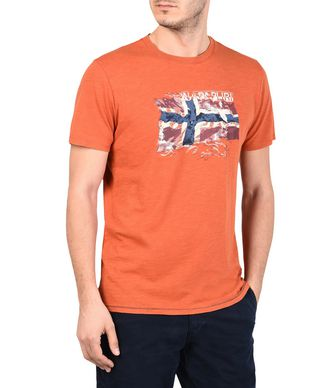 NAPAPIJRI SELO MAN SHORT SLEEVE T-SHIRT,