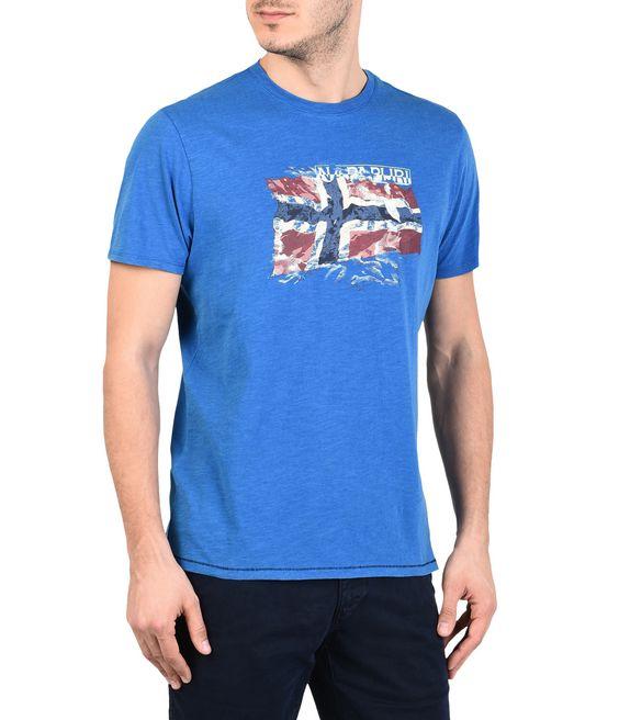 NAPAPIJRI SELO Short sleeve T-shirt Man f