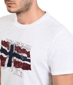NAPAPIJRI SELO Short sleeve T-shirt Man e