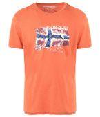 NAPAPIJRI SELO Kurzärmliges T-Shirt Herren a