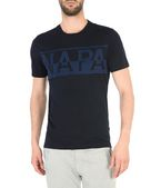NAPAPIJRI T-shirt manche courte Homme SASLONG SHORT SLEEVES f