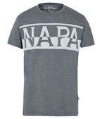 NAPAPIJRI Short sleeve T-shirt Man SASLONG SHORT SLEEVES a
