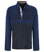 NAPAPIJRI Long sleeve polo U EFIN LONG SLEEVES a