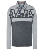 NAPAPIJRI Polo maniche lunghe U EFIN LONG SLEEVES a