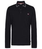 NAPAPIJRI Long sleeve polo U ELIM a