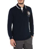 NAPAPIJRI Long sleeve polo Man GANDY LONG SLEEVES f