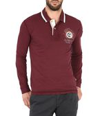 NAPAPIJRI Polo manches longues Homme GANDY LONG SLEEVES f