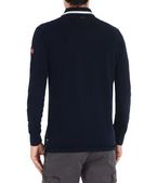 NAPAPIJRI GANDY LONG SLEEVES Long sleeve polo Man d