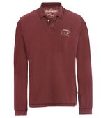 NAPAPIJRI EGEGIK LONG SLEEVES Long sleeve polo U a