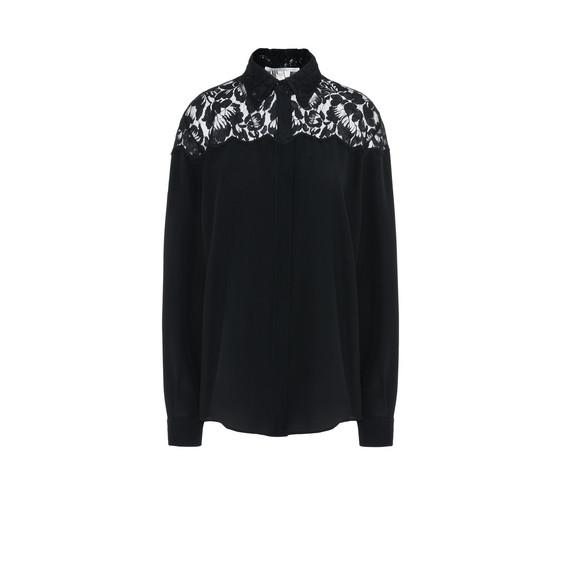 Frederica Silk Shirt