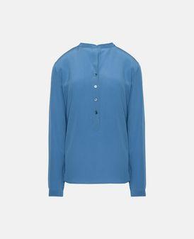 Azure Blue Eva Shirt