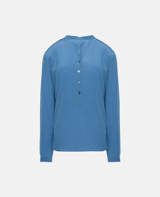 Azure Blue Eva Shirt