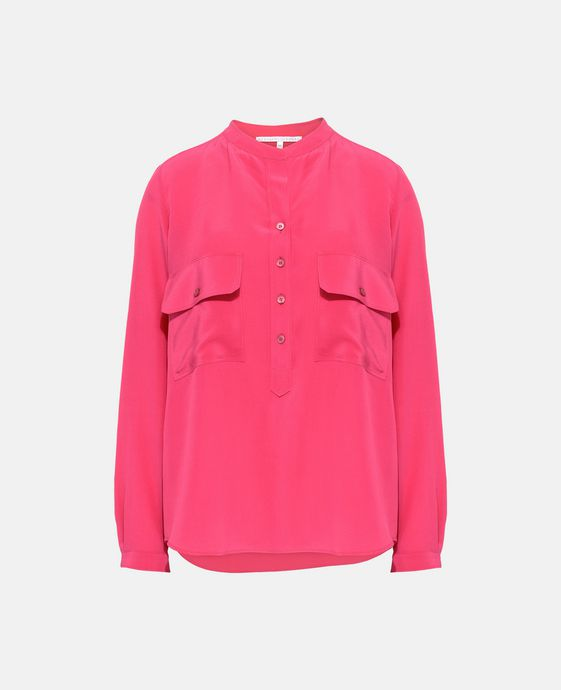 Hot Pink Estelle Shirt