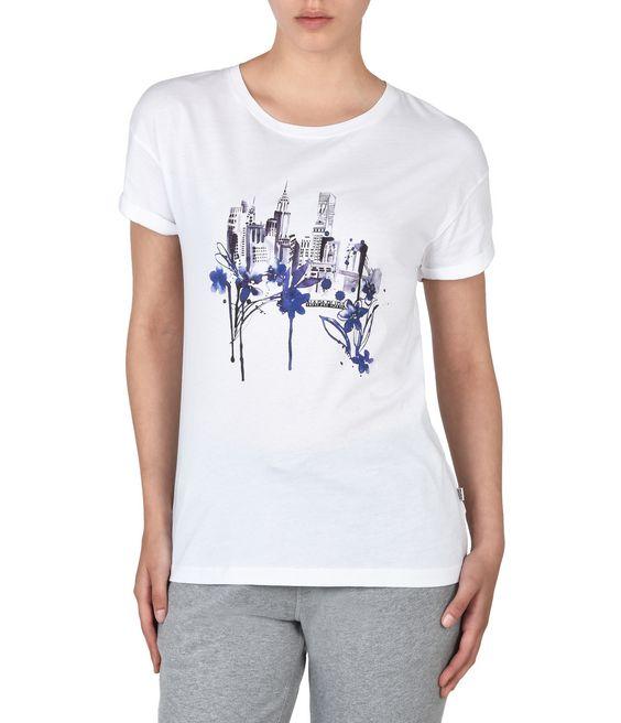 NAPAPIJRI SEBHI Kurzärmliges T-Shirt Damen f