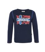 NAPAPIJRI T-shirt manche longue U K SACHS LONG SLEEVES KID f