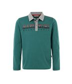 NAPAPIJRI Long sleeve polo Man K EGEK KID f