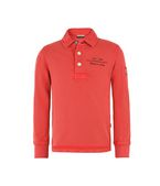 NAPAPIJRI Long sleeve polo U K ELBAS LONG SLEEVES f